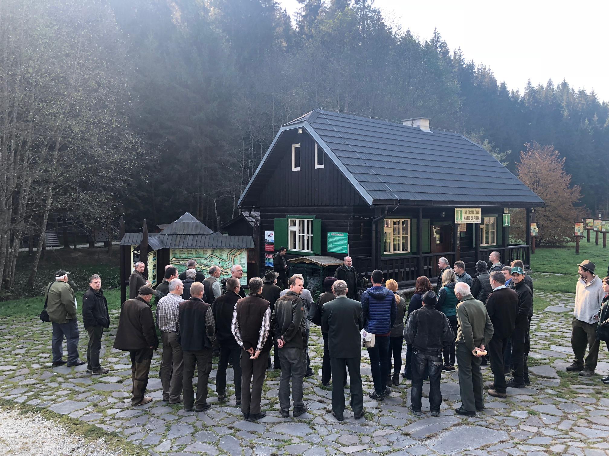 20f247743e03 Čeští a slovenští lesníci si připomněli 100 let od vzniku ...