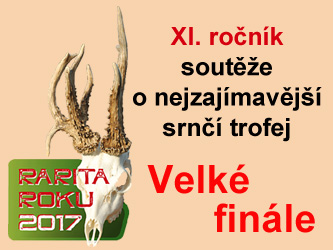 Rarita roku 2017 Velké finále