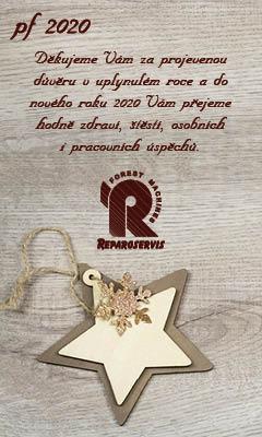Reparoservis pf2020