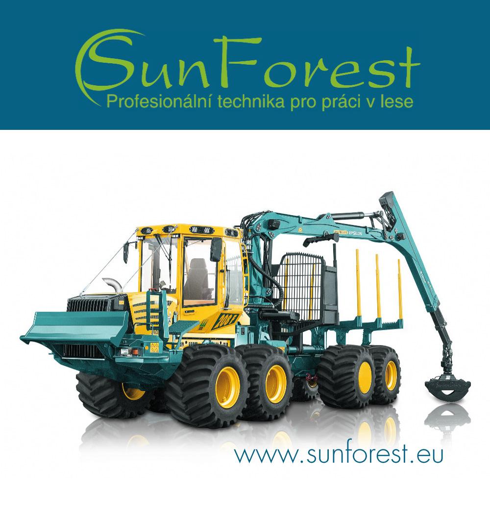 Sun Forest - profesionální lesní technika