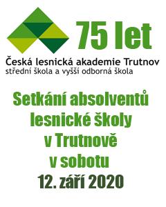 Pozvánka - 75 let školy v Trutnově