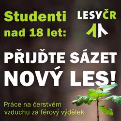 LČR - Výzva a příležitost pro všechny studenty