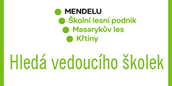 ŠLP Křtiny - Vedoucí střediska Lesní školky