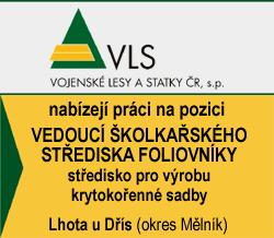 VLS - Vedoucí školkařského střediska – fóliovníky
