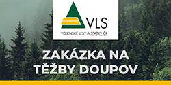 Vojenské lesy hledají těžaře na Doupov