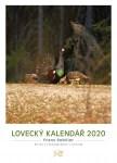 Lovecký kalendář 2020, F. Robiller (Rembrandt)