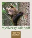 Myslivecký kalendář týdenní 2020 (Rembrandt)