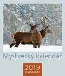 Myslivecký kalendář týdenní 2019 (Rembrandt)