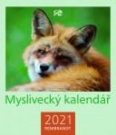 Myslivecký kalendář týdenní 2021 (Rembrandt)