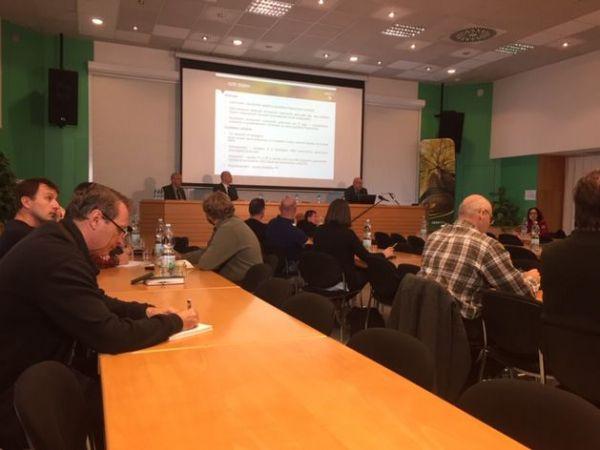 Lesy ČR představily detaily tendru 2020+