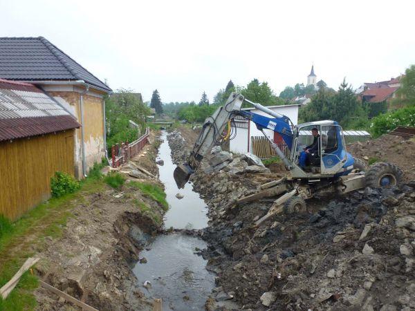 Lesy ČR chystají miliardovou investici do malých vodních toků