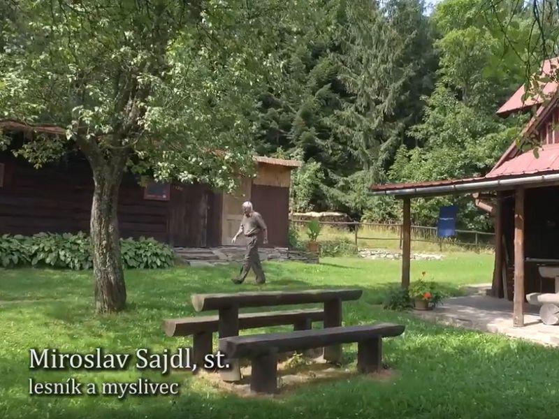 Po lesních stezkách - Miroslav Sajdl, st.