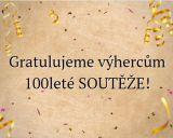 Gratulujeme výhercům 100leté soutěže!