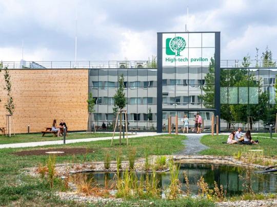Pražská lesnická fakulta otevřela nový Hi-tech pavilon