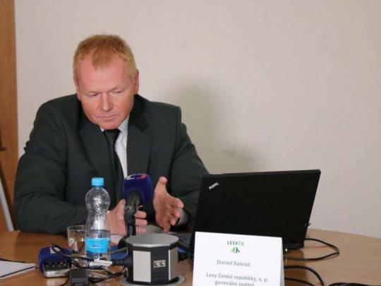 Záměr Lesů ČR nakupovat lesy v zahraničí vzala na vědomí vláda