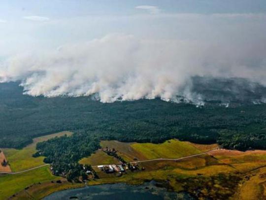 Švédsko trápí nejhorší požáry v moderní historii