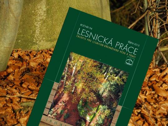 Říjnová Lesnická práce je nabitá zajímavými informacemi