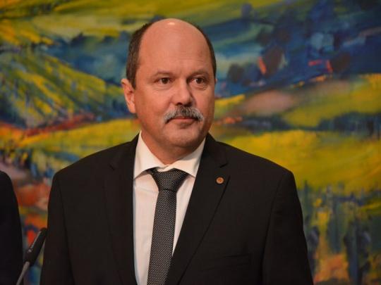 Jiří Milek se dnes ujal funkce ministra zemědělství