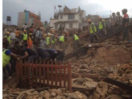 Silvarium.cz se připojuje k podpoře zemětřesením postiženého Nepálu