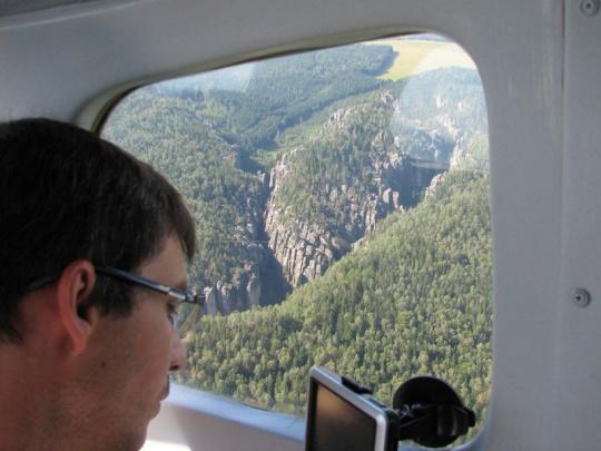 Lesy ČR v létě plánují monitorovací lety i pozemní protipožární hlídky