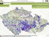 Jarní kůrovcová mapa zveřejněna