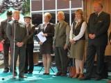 """Kniha """"Křivoklátský lesník vzpomíná"""" byla slavnostně pokřtěna na výstavě Natura Viva"""