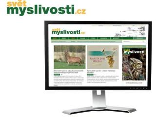 Svetmyslivosti.cz – nový myslivecký portál