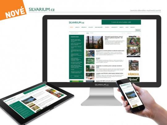 Vítejte na novém Silvariu!