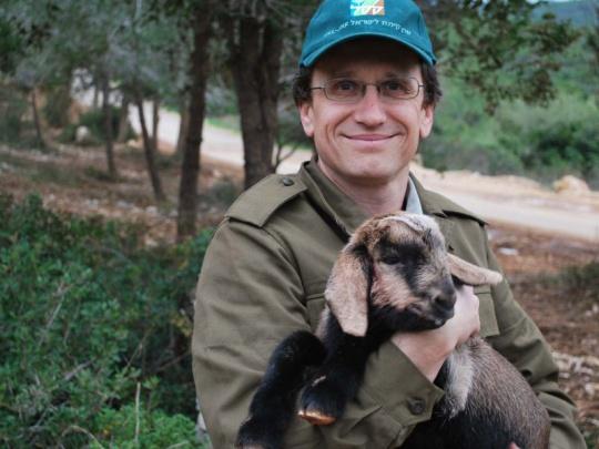 Jak čeští lesníci pomáhají v Izraeli