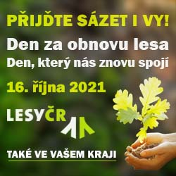 LČR - Den za obnovu lesa