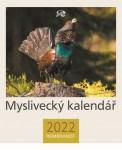 Myslivecký kalendář týdenní 2022 (Rembrandt)