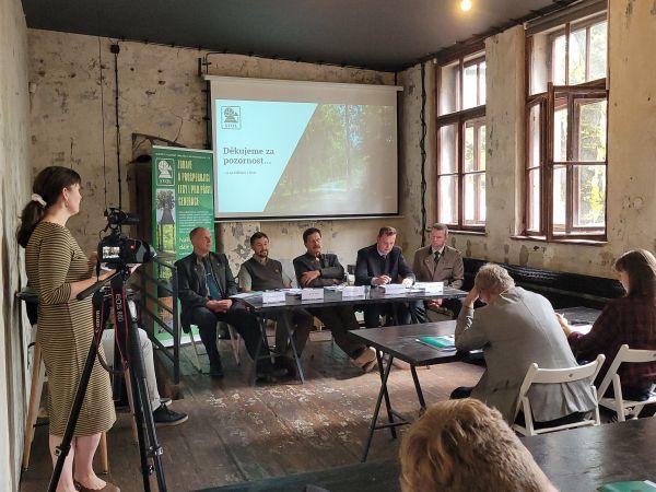 """SVOL představil nové vedení a dokument """"Zelená kniha – lesy i pro příští generace"""""""