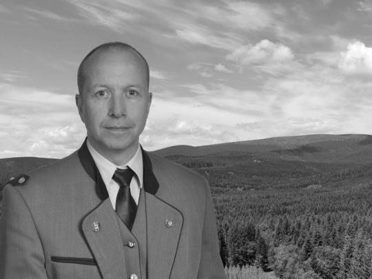 Zemřel jednatel Arcibiskupských lesů a statků Olomouc Ing. Petr Skočdopole
